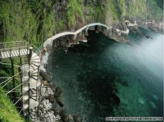CNN: 50 beautiful places to visit in Korea - Uleung Island Seaside Road (울릉도 해안도로)