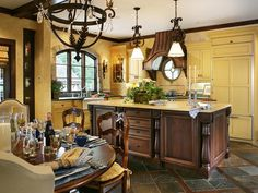Galley Kitchen Designs: Pictures, Ideas & Expert Tips : Rooms : Home & Garden Television