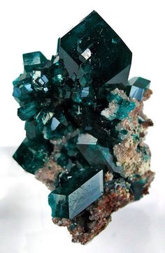 Amazing green crystal