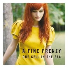 A Fine Frenzy - One Cell in the Sea music CD album at CD Universe, A Fine Frenzy is actually just a fine young singer-songwriter from Seattle, born Alison Sudol, A. Alison Sudol, Her Music, Music Love, Music Mix, Almost Lover, Fine Frenzy, Her Hair, Redheads, 50 Shades