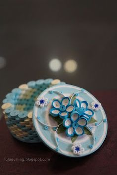 Lulu's Quilling Lab: Quilling Hunting in Hanoi