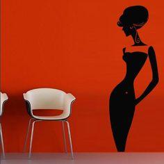Wall Decal Decor Decals Art Sticker Girl Lady Fashion Style Beauty Show Gift (M747) DecorWallDecals http://www.amazon.com/dp/B00H2OEN1O/ref=cm_sw_r_pi_dp_kPk2ub0G30JM2