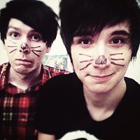 :) Kitty Dan and Phil
