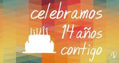 14 años VINCCI: 14 años de amor por los #hoteles:  http://www.vinccihoteles.com/blog/14-anos-vincci-14-anos-de-amor-por-los-hoteles/ :