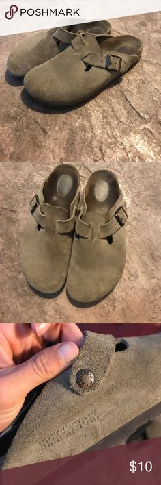 Birkenstock clogs Birkenstock clogs, worn but still in very good condition Birkenstock Shoes Mules & Clogs