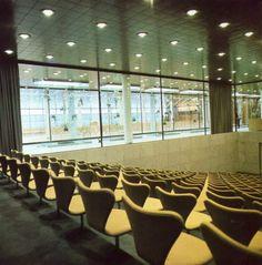 Oficinas Hew - Arne Jacobsen