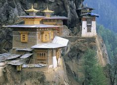 Tiger's Nest Monastery in Bhutan | Life in Colors