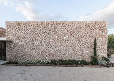 Munarq transforms an old farmhouse into a studio in Mallorca