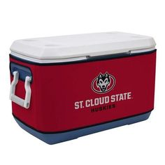 St Cloud State Huskies Ncaa Rappz 70qt Cooler Cover - VIC-810017SCSU-002