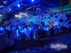 Sonic Vision is a decor company that manufactures, sells and hires Stretch Decor, Stretch Sets, Stretch Tents, Party Decor and Lighting. Decor for hire or sale! We are the Stretch Decor Manufacturer. Event Decor, Stretch Fabric, Stretches, Tent, Concert, Store, Tents, Concerts