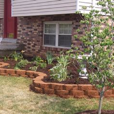 1000 Images About Flower Garden Beds Front And Back On