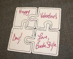 Autres : Valentine Puzzle