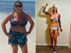 50 людей, похудевших настолько, что их невозможно узнать. ФОТО http://dneprcity.net/blogosfera/50-lyudej-poxudevshix-nastolko-chto-ix-nevozmozhno-uznat-foto/  Самый вдохновляющий пример - это личный пример другого человека, добившегося успеха. -38 кг Решили привести себя в форму перед свадьбой и им это удалось! -50 кг за 1 год Из
