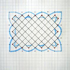 Making Celtic knots, a nice grid based tutorial