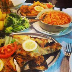 Restaurante Casa do Mar na Rebelva/Carcavelos/Portugal