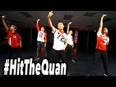 HIT THE QUAN - @IHeartMemphis Dance | @MattSteffanina Choreography #HitTheQuan #HitTheQuanChallenge - YouTube