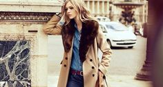 Sasha Pivovarova for Reserved Fall 2011 Campaign | Fashion Gone Rogue: The Latest in Editorials and Campaigns