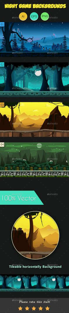 Night Game Background Download here: https://graphicriver.net/item/night-game-background/11654174?ref=KlitVogli