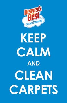 Let Heaven's Best clean your carpets for you so you can be spending your time doing