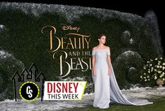 Disney This Week: Beauty and the Beast Premiere & More!   Disney This Week: Beauty and the Beast premiere & more!  Welcome to another edition of our regular weekly feature Disney This Week here at ComingSoon.netrounding up the latest news on all things Disney includingnews on movies TV Blu-ray/DVD Marvel Studios theme parks fan art and Disney history. Let us know what excited you most aboutDisney This Week in the comments below!  RELATED:Star Wars: Han Solo Filming Rogue One Blu-ray…