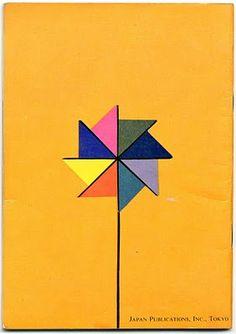 back cover of Origami Folding Fun: Kangaroo Book by Isao Honda, Japan Publications Inc., Tokyo, 1968 via stoppingoffplace