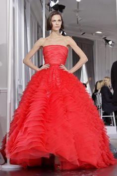 Chrisitian Dior Haute Couture