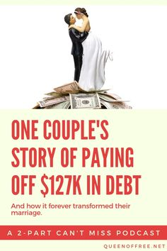 A MUST Listen for Married Couples! Don't Miss this Podcast! Hear one couple's story of payin Save My Marriage, Saving A Marriage, Happy Marriage, Marriage Advice, Diy Projects For Couples, Love You Husband, Ways To Show Love, Get Out Of Debt, Couple Questions