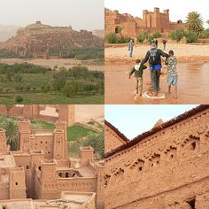 Morocco, Ait Ben Haddou village during a Tour with; Customized-morocco.com