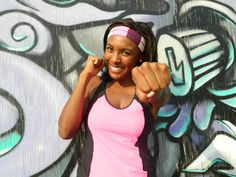 On the blog! Cardio Kickboxing by Grit by Brit https://www.booyafitness.com/