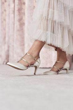ShoeStories | (Elsa) Wedding Shoes & Bridal Shoes