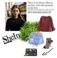 """""""Shein 8*"""" by zina1002 ❤ liked on Polyvore"""