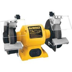 DeWALT 6'' Heavy Duty Bench Grinder