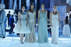 They look so pretty. Pretty Little Liars - Episode 5.13 - How the A Stole Christmas - Promotional Photos