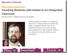 Strategies for Autistic students in your classroom