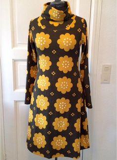 Mönster- klänning/ tunika Ruska-dress