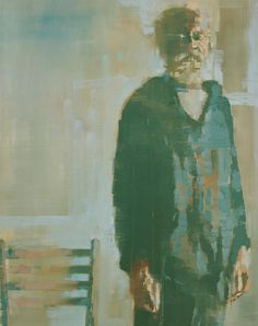 "Saatchi Online Artist: Mark Horst; Oil, 2010, Painting ""what have I become? no. 4"""