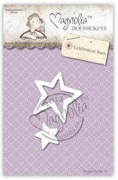 MAGNOLIA DOOHICKEY DIES - 4THG15 - CELEBRATION STARS Flotte DOOHICKEYS DIES fra MAGNOLIA sin serie 4TH GRADUATION COLLECTION - 4THG15. MAGNOLIA-WORLD WIDE WEB - DOOHICKEYS DIES: DooHickeys are steel dies that can be used in most any die-cutting machine that accepts wafer-thin dies. The designs are adorable and will look right at home in any paper-crafting project.        DooHickeys are steel dies that can be used in most leading die-cutting machines that accept wafer-thin dies. T...