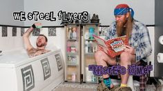 There's Time by We Steal Flyers - Original Song She Said, Original Song, Video Footage, Flyers, Chf, Album, Songs, The Originals, Guys