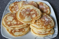 Waffles, Pancakes, Snacks Für Party, Crepes, Deserts, Cooking, Breakfast, Sweet, Quiches