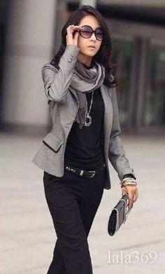 Casual Work Attire for Women | http://work-outfits-for-women.kira.lemoncoin.org