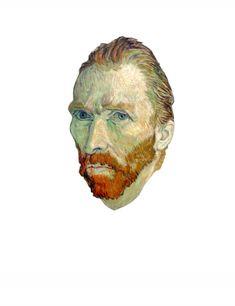 Vincent Van Gogh, Art Sub Lessons, Drawing Lessons For Kids, Van Gogh For Kids, Hallway Art, 7th Grade Art, Jr Art, Art Worksheets, Art Therapy Activities