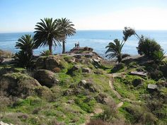 Beach Hike from Cabrillo Beach to the Point Fermin sunken City & White Point Preserve This 4.88 mile hike along the beach on Palos Verdes Peninsula is packed with spectacular views, geological wonders, and fascinating history. Visit tide pools, the infamous Sunken City, and ...