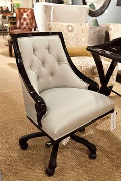 Elegant, beautiful chair