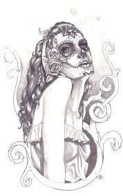 dia de los muertos art
