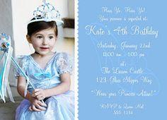 The Larson Lingo: Kate's Cinderella Party