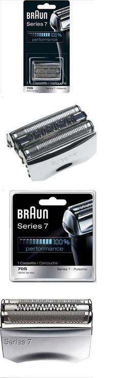 Shaver Parts and Accessories: New Best Selling Shaver Foil Head Shaver Braun Series 7 70S Replacement Parts -> BUY IT NOW ONLY: $57.17 on eBay!