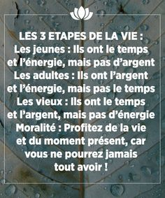 #citations #vie #amour #couple #amitié #bonheur #paix #esprit #santé #jeprendssoindemoi sur: www.santeplusmag.com Happy Quotes, Best Quotes, Love Quotes, Positive Attitude, Positive Quotes, Morning Greetings Quotes, French Quotes, Daily Motivation, Word Porn