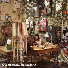 desigual store cc arenas barcelona