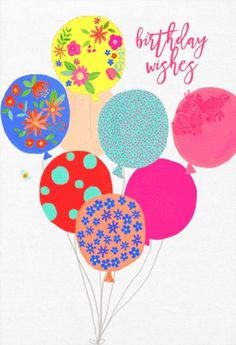 Happy Birthday Balloon GIF by Greetings Island Happy Birthday Animated Cards, Happy Birthday Ballon, Birthday Card Gif, Happy Birthday Gif Images, Happy Birthday Animals, Crazy Birthday, Free Happy Birthday Cards, Happy Birthday Celebration, Birthday Wishes Messages