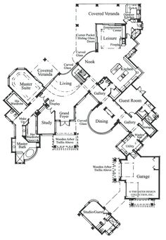 Home plans  Luxury house plans and Luxury houses on Pinterest